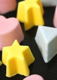 美味しい♪簡単かわいい手作りラムネ菓子