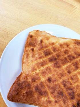 おからパウダーでメロンパントースト