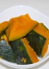 レンジで簡単♡かぼちゃの煮物