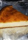 ヨーグルトと豆腐のケーキ