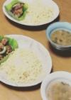 ラ王でつけ麺*記録