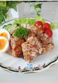 ぱふ♪の鶏もも肉のから揚げ ~下味冷凍~