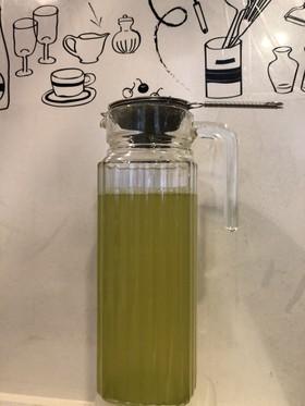 玄米緑茶の入れ方