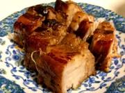 【圧力鍋】豚バラかたまりでチャーシューの写真