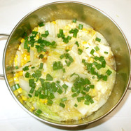 白菜の中華スープ♪簡単