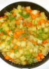 大根ひき肉のカレー煮♪簡単