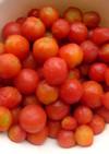 ミニトマトの簡単皮むき