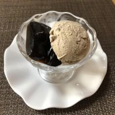 コーヒーメレンゲアイス