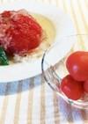 ミニトマト大量消費とトマトアレンジ
