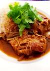 絶品❤️中華風トロトロ角煮カレー