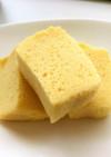 低糖質☆糖質1.55g★おから蒸しパン