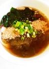 ★3分★舞茸とろろ昆布スープ☆