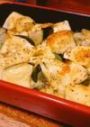 簡単☆ズッキーニのチーズ焼き