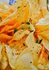 無添加ポテチで超簡単おつまみアレンジ!
