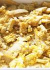 茹でトウモロコシ かさばらない保存法