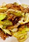 ゴーヤと冷しゃぶ肉で作る回鍋肉