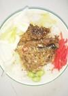 鰯甘露煮丼(血管ダイエット1397)