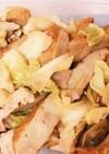 豚と野菜と練り物の煮物