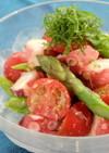〈くらし薬膳〉トマトとタコのさっぱり和え