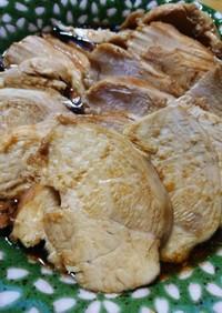 圧力鍋で鶏むね肉チャーシュー