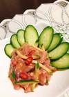 激辛✦酒の肴✦和製タイ料理✦塩辛ヤム✦