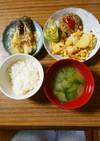 ヨウサマの減塩朝食②