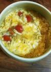 冷凍ミニトマトでスープ