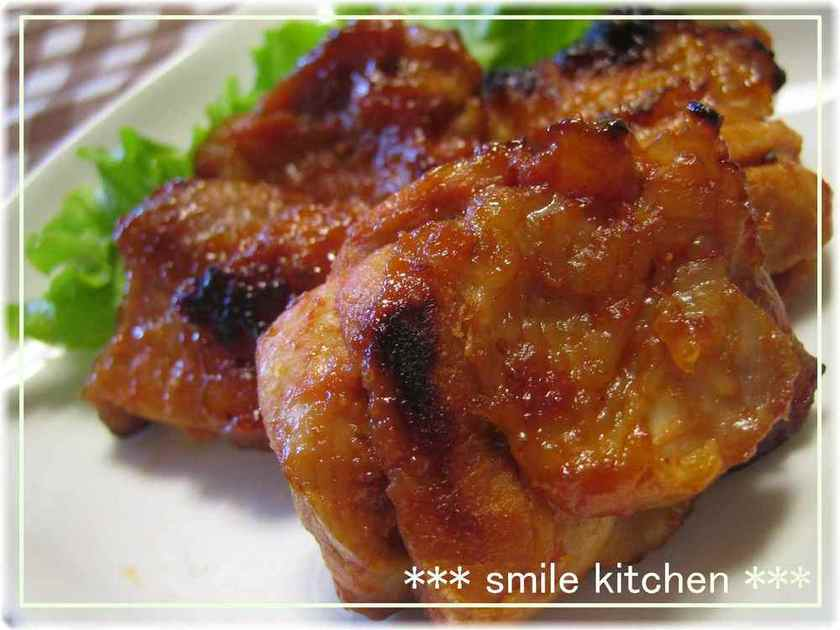 ✿お弁当にもグゥ~♡鶏肉のバーベQ焼き✿