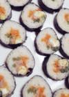 野菜メインの簡単「巻き寿司」