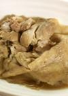 鶏肉煮込み(炊飯器・炊飯ジャー)