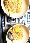 パッと作れる米なしチャーハン風