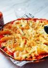 簡単!!薄力粉のピザ生地 クリスピーピザ