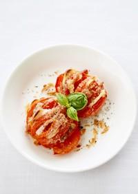 ミディトマトで簡単【丸ごとトマト焼き】