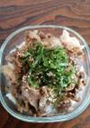 旦那弁当30『塩麹漬け豚肉丼』