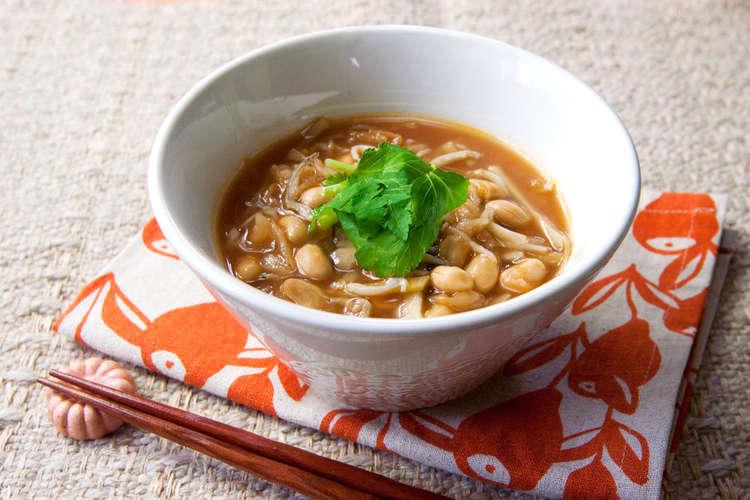 デトックス 大根スープ