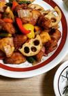 簡単!食べやすい酸味のササミ酢鶏☆