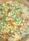 魚介類の酢飯♥️ちらし寿司は小桶