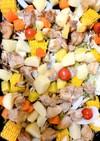 夏野菜のオーブン焼き