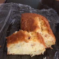 アーモンドパウンドケーキ