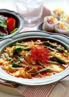 脂肪燃焼スープアレンジ*玄米チゲクッパ