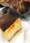 カラメルムースケーキ