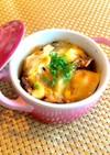 水餃子とさんま缶で簡単!ピリ辛マヨ