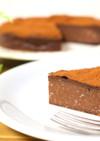 糖質オフ♪美味しい豆腐ガトーショコラ