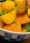 かぼちゃとジャガイモ煮
