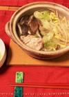 糖質オフ 妊婦飯 レモンタレの豚しゃぶ鍋