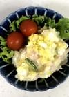 我が家のポテトサラダ