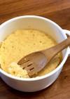 甘糀とおからパウダーの蒸しパン