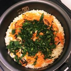 うちの炊き込みご飯は簡単美味い!鯖缶編