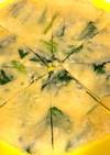 幼児食 しらすと小松菜のチヂミ