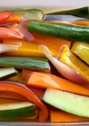 カラフル夏野菜ピクルス